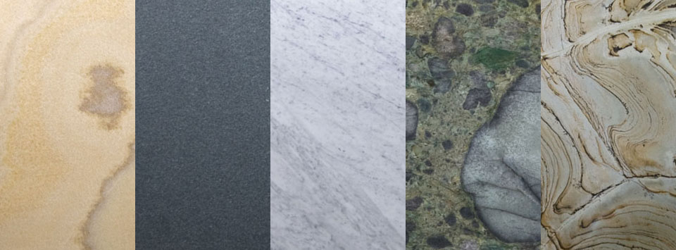 The best selection in Natural Stone